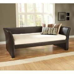 Malibu Daybed with Optional Trundle by Hillsdale