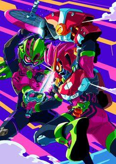 Kamen Rider Ex-Aid.