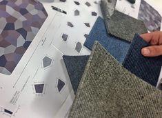 """Eco-Friendly Flooring Tiles For Custom High Design Rugs"" Happy Wednesday! Enjoy this week's blog post! https://www.sisalcarpet.com/blog/eco-friendly-flooring-tiles-custom-rugs/"