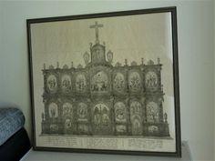Antimension Orthodoxes Altar Epitaph Silk Seide 1822 Russia testament Slawisch