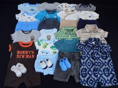 Cool 25 Baby boy 0/3 3 months Spring Summer clothes lot 2017-2018 Check more at http://24myshop.tk/product/25-baby-boy-03-3-months-spring-summer-clothes-lot-2017-2018/