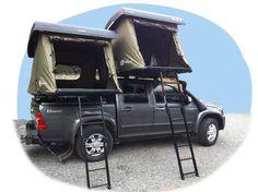 Camping-car luxe - Te la llevas puesta!! ;)