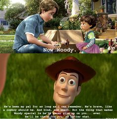 Check out Toy Story 3 from Where Dreams Come True: Top Disney Quotes