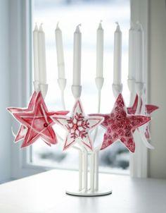 Etoiles de Noël - Marie Claire Idées