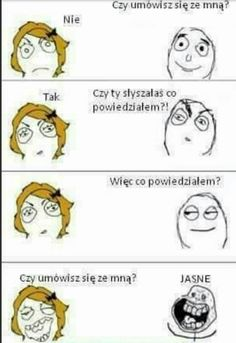 Umówisz się ze mną? XD #mem Wtf Funny, Funny Cute, Funny Jokes, Funny Lyrics, Nasa, Polish Memes, Useless Knowledge, Funny Mems, I Don T Know