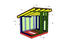 This step by step woodworking project is about extra large dog house plans free. If you have a large dog and you want to build an appropriate outdoor shelter for it, then you should check out my free plans. Large Dog House Plans, Extra Large Dog House, Large Dogs, Xl Dog House, Diy Roofing, Best Dog Training, Training Online, Training Tips, Floor Framing