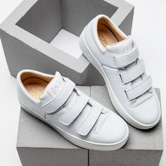 Cloud Fat is flawless in its design and shape. The design looks simple from a distance but if you look closely at the details and the superb craftsmanship, you Adidas Sneakers, Walking, Fat, Footwear, Sandals, Leather, Cloud, Shoes, Clothes