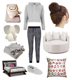 """Home Sweet Home "" by saule-balsyte on Polyvore featuring Splendid, Topshop, John Lewis, Victoria Classics, Albertine and Pin Show"