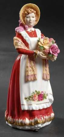 RP: Royal Albert Old Country Roses Figurine