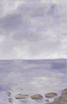 Leena Patjas - Akvarelli