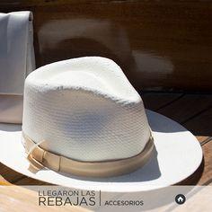 Sombrero Panamá #LlegaronLasRebajas