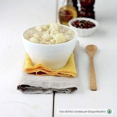 Minestra di riso con cavolfiore e coriandolo | casadivita.despar.it