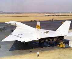 The North American XB-70 Valkyrie