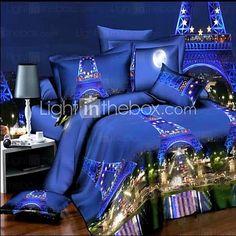 New bedding sets Home Textiles bedclothes sets jogo de cama King size reactive print duvet cover/ bed sheet/ pillowcase Cheap Bedding Sets, Cute Bedding, Queen Bedding Sets, Affordable Bedding, Floral Bedding, Queen Duvet, Double Bed Sheets, Bed Sheet Sets, Bed Sets