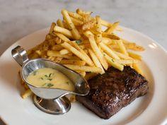 Food Porn - Steak Frites - Bearnaise - DC