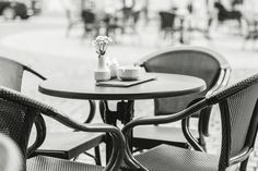 Black and White Cafe Print, Fine Art Photography, Travel Art Home Decor, Girly Decor, Gallery Wall Prints, Czech Republic by 527Photo on Etsy https://www.etsy.com/listing/466250318/black-and-white-cafe-print-fine-art