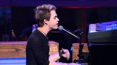 "Hunter Hayes - ""Wanted"" Live at the Grand Ole Opry, via YouTube."