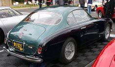 1951 Ferrari 212 Export Vignale Coupe - rvr