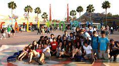 Curso de inglés en Los Angeles. California