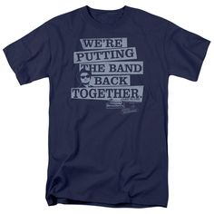 Blues Brothers: Band Back T-Shirt