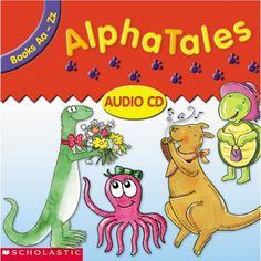 AlphaTales Audio CD, SC-934409