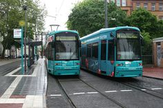 VGF 256 [Frankfurt tram] by hpulling, via Flickr