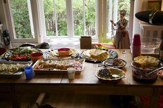 Sparrow's Kitchen