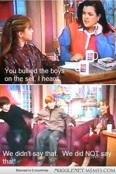 Emma Watson A Bully On Set