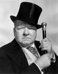 Comedian/actor W.C. Fields was born 1-29-1880. He worked in vaudeville and on Broadway before he merged into films and then worked in both silent and talkies. Some of his well known films include David Copperfield, Million Dollar Legs, My Little Chickadee and The Bank Dick. He passed in 1946.