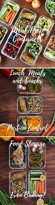 Meal Prep Done Right #mealprep #healthyeating #lunch