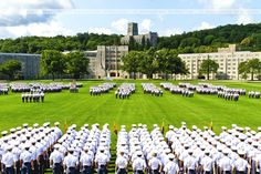 West Point 2012 Acceptance Day by SOBPhotography, via Flickr