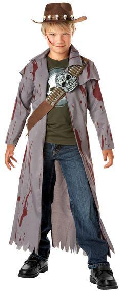 Zombie Hunter Costume - Meijer Halloween 2014