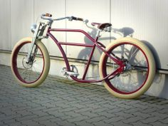 1918 harley davidson bicycle >>> the rider of this bike was