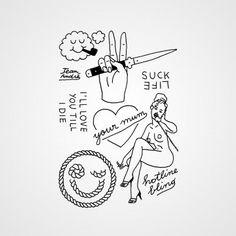 La violence et l'amour