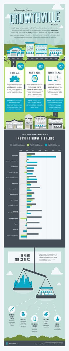 The Top Ecommerce Businesses to Start in 2014(Infographic)