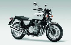 Honda CB 1100x white