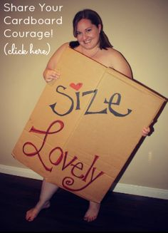 Share Your Cardboard Courage
