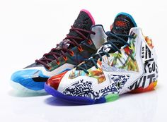 "Nike LeBron XI ""What The LeBron"" 
