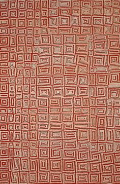©Donna Nungurrayi  Papunya Tula Artists  Founders of the Central and Western Desert Art Movement