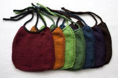 25 beginner knitting patterns... Including bibs!