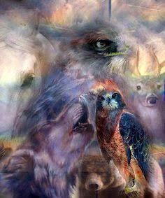 native american animal clan