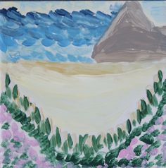 Scenic View on Tile  $25.00