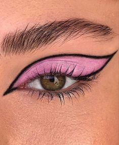 Emo Makeup, Asian Makeup, Makeup Geek, Makeup Inspo, Hair Makeup, Thin Eyeliner, Eyeliner Looks, Winged Eyeliner Tutorial, Winged Liner