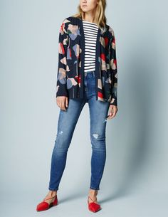 Flora Jacket WE531 Jackets at Boden