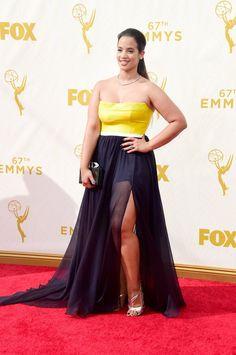 Pin for Later: Toutes les Plus Belles Tenues Vues sur le Tapis Rouge des Emmy Awards Dascha Polanco