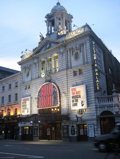 Billy Elliot the musical http://theatrebreaks.co/wiki/Billy_Elliot