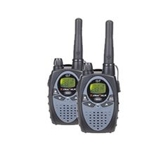 we need to get walkie talkies that work from your house to mine