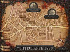 Real Crimes: Jack the Ripper Screenshots, screen capture