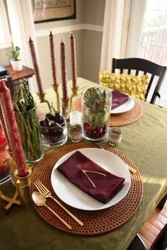 thanksgiving tablescape #thanksgiving #tablescape