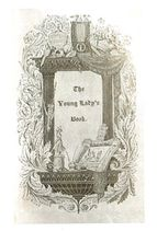 The Young Lady's Book, title page, 1829